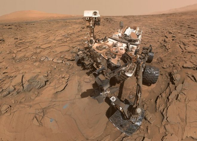 NASA: oxygen is being made and utilized on Mars and they don't know why