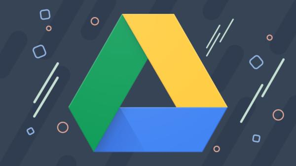 Google Drive on the web hides gadget 'Backups' from the main navigation